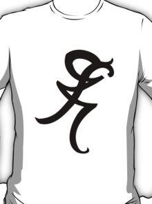 Mortal Instruments - Iratze - Healing Rune T-Shirt