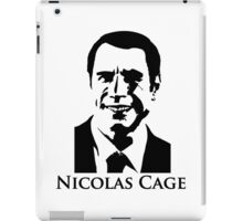 Nicolas Cage - Face/Off iPad Case/Skin