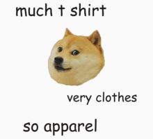 Doge Tshirt by Farrier