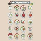 Know Your Roll - Cute Educational Sushi by Julia Lichty