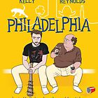 Philadelphia - 'Philomena' Movie Poster Parody by Matt Teleha