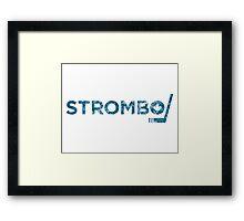Strombo Framed Print