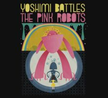 "The Flaming Lips ""Yoshimi battles the pink robots"" by PetSoundsLtd"