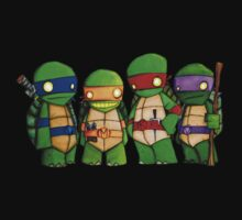 Ninja Turtles TMNT by NameIsSet
