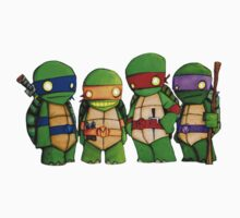 Ninja Turtles by NameIsSet