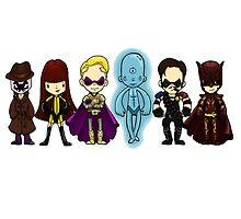 Watchmen by Bantambb