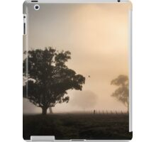 Autumn Bus Stop iPad Case/Skin