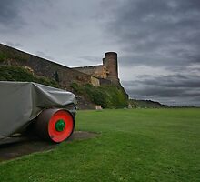 Bamburgh Castle by English Landscape Prints