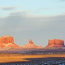 Monument Valley Dream I by Harry Oldmeadow