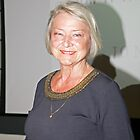 Kate Adie OBE by Keith Larby