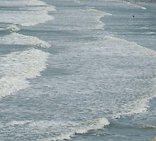 Whitesands' Waves by Alexandra Lavizzari