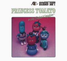 Princess Tomato by uzilover