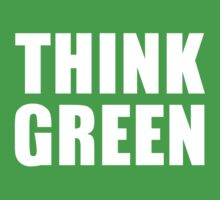 Think Green by ak4e