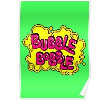 BubBob Arcade Poster