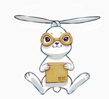 Postal Bunny T-Shirt