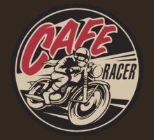 Cafe Racer Retro Design by AlexVentura