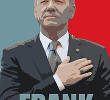 House of Cards - FRANK  by elektro