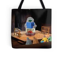 The four friends always enjoyed listening to the rimes of the ancient marinara. Tote Bag
