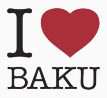 I ♥ BAKU by eyesblau