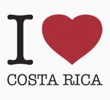 I ♥ COSTA RICA by eyesblau