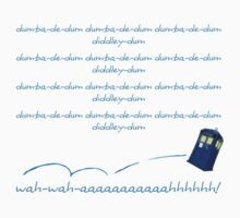 Doctor Who Theme by NatalieMirosch