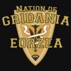 Gridania Flag FFXIV  by MegnxNeko