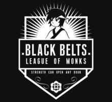 League of Monks by machmigo