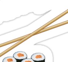 Sushi Loves ME Sticker