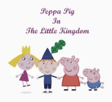 Peppa Pig In The Little Kingdom by EssexGal