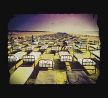 Pink Floyd Momentary Lapse of Reason (Black) by KidDexx