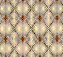 Fancy Diamonds Pattern by DFLCreative