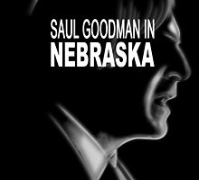 Saul Goodman in Nebraska by Drafnir