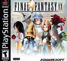 Final Fantasy IX  by nvir69
