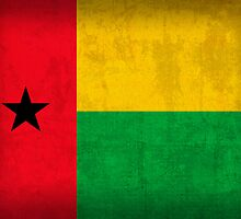 Guinea Bissau Flag by flaglover