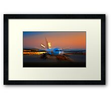 Fly Niki Framed Print