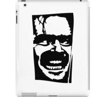 Jack Nicholson The Shining iPad Case/Skin