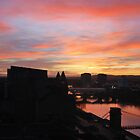 Glasgow Sunrise by Mikayla McLean