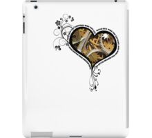 Clockwork Heart - Refuse to Let Go iPad Case/Skin
