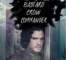 Jon Snow - Titles [*SPOILERS*] by Equitas