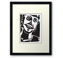 Eugene Hutz Gogol Bordello Framed Print