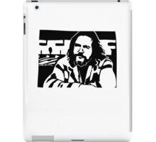 The Dude Big Lebowski iPad Case/Skin