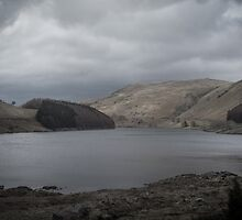 Haweswater Reservoir in the Lake District by Luke Griffiths