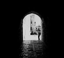 Old City, Old Man by Orel