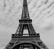 Eiffel Tower by SEA123