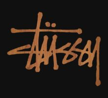 Stussy Wood by BMDesigns