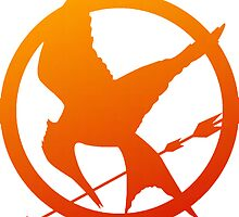 mockingjay  by hungergames