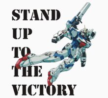 Victory Gundam - Stand Up To The Victory by Ushiromiya