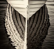 Boat mirrored by Ovation66