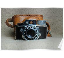 Vintage HIT Camera Poster