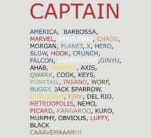 Captain... T-Shirt